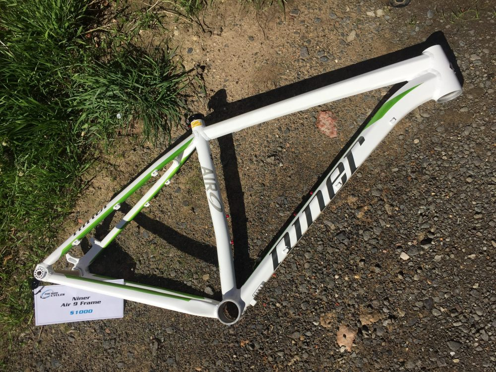 High end Niner hydroformed alloy Was $1250 Now $800