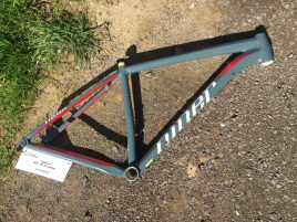 Niner's world cup tested racing Geometry Was $1250 Now $800