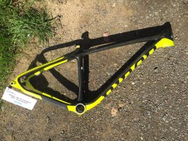 Melding the single-mindedness of the legendary One 9 with their award-winning Air 9 RDO carbon chassis. Was $2250 Now $1500