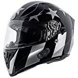 TORC T15B Bluetooth Integrated Full Face Motorcycle Helmet