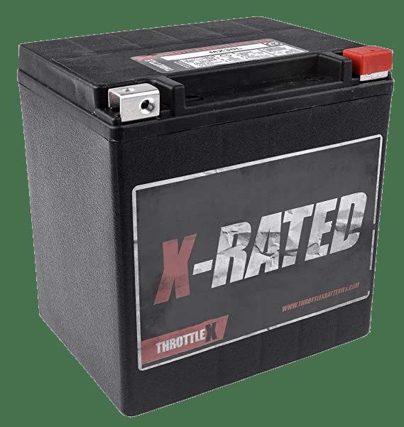 MX30L Motorcycle Battery