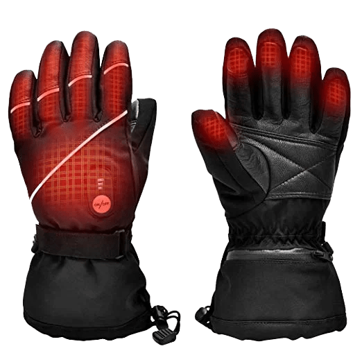 SAV Upgraded Heated Gloves for Men & Women