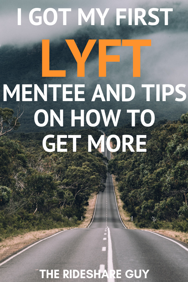 I Got My First Lyft Mentee and Tips on How To Get More. The actual process of getting a mentee request is a little confusing at first but once you've done your first session it gets a lot easier. Check out how I got my first Lyft mentee request! #ridesharing #Lyft #mentor