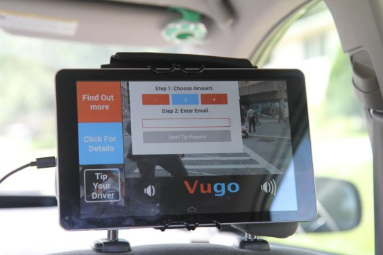 Uber Drivers Now Have A Tipping Option With Vugo!
