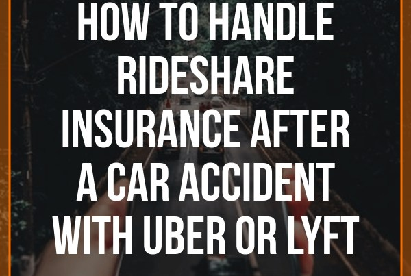 What should you do if/when you get into an accident while driving for Uber or Lyft? It can be tough to answer that question in the moment, so I've put together a list of things to be aware of if/when you get into an accident - plus, download the handy checklist so you can be prepared!