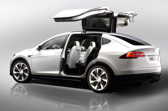 My New Car - The Tesla Model X