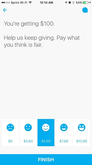ActiveHours lets you tip them what you think is fair.
