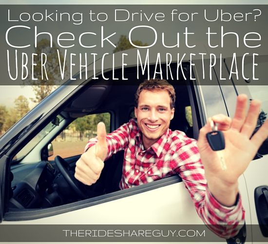 Rent a car to Drive for Uber and Lyft