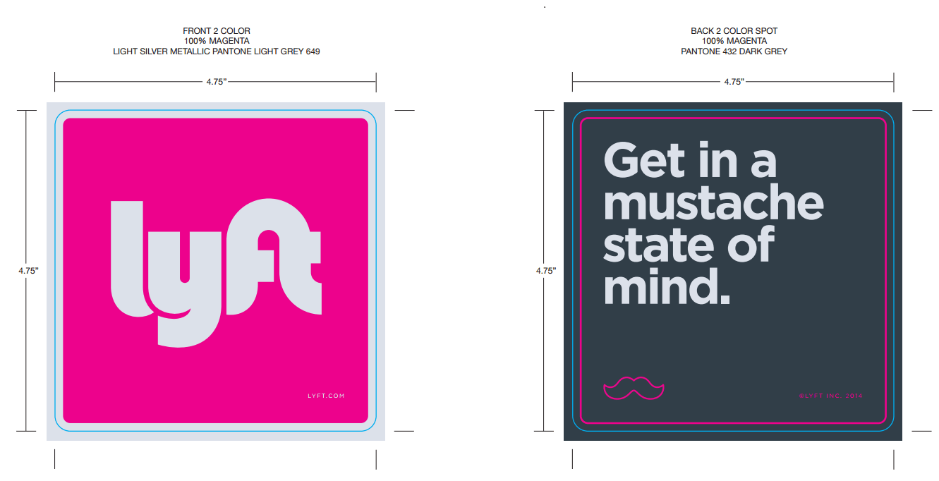 graphic about Printable Lyft Emblem identified as All of Your Uber and Lyft Exchange Gown Concerns Answered