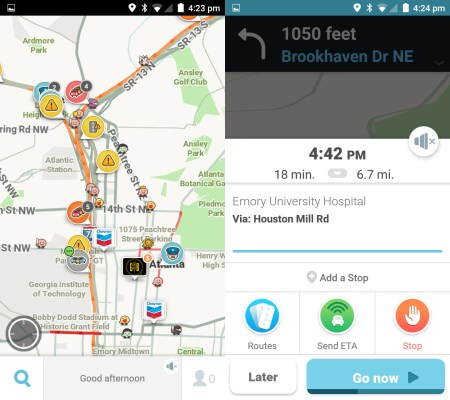 Who Would Win In A Fight: Google Maps or Waze?