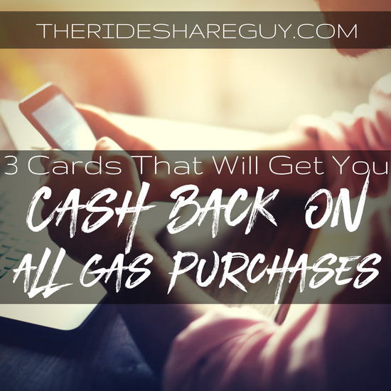 Gas credit cards