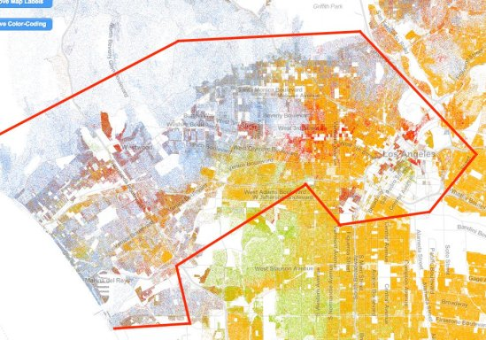 racial-demographic-map-of-los-angeles-twitter