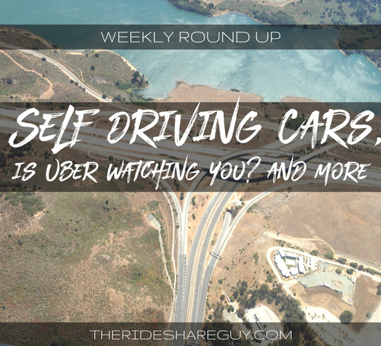 This week John covers self-driving cars, Uber's (lack of) privacy for riders, and how rideshare could be adding to, not subtracting from, traffic woes.