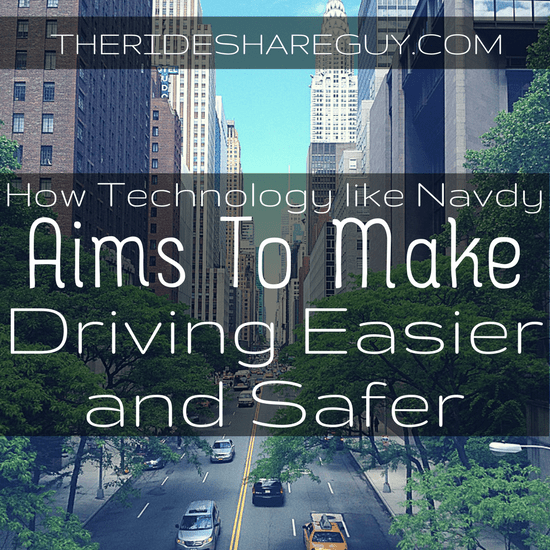 A new device called Navdy may make being a rideshare driver easier and safer, but how does it really work? We test it out here -