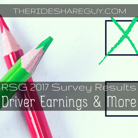 The 2017 survey results are here! Click to find out more on how much drivers reported they made in 2016, the demographics of drivers and more.
