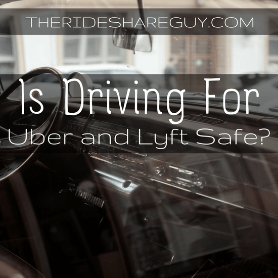 What do you think about the safety of Uber and Lyft? Has driving become more or less safe? What concerns you (as a driver and/or as a passenger)?