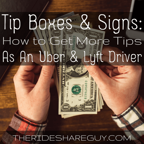 We've been testing tip jars and tip signs while driving for Uber, and we discovered some interesting takeaways. Tips to get more tips here -