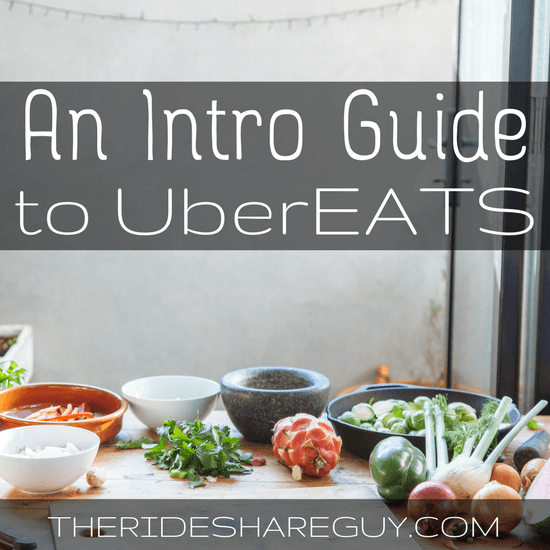 Looking to drive with UberEATS? We have an intro guide for UberEATS - let us know if you have questions in the comments!