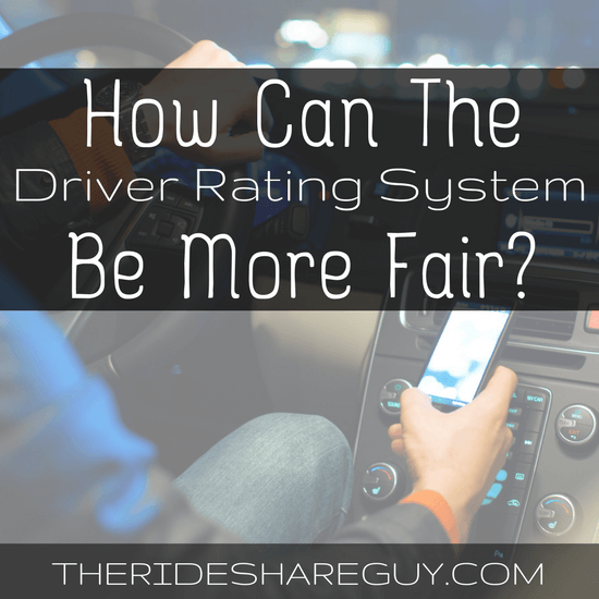 Is Uber's rating system unfair? What about Lyft's? There are a few key ways Uber and Lyft could improve the rating system - for drivers and passengers.