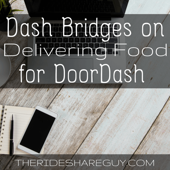 Dash Bridges has done over 2,000 delivery rides, and today he breaks down how he got started and how to make more money as a delivery driver.