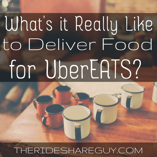 tips for uber delivery drivers