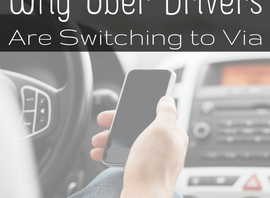 Via is a new ridesharing service similar to UberPOOL/Lyft Line, but better. Instead of making less money for more work, Via drivers make more & drive less.