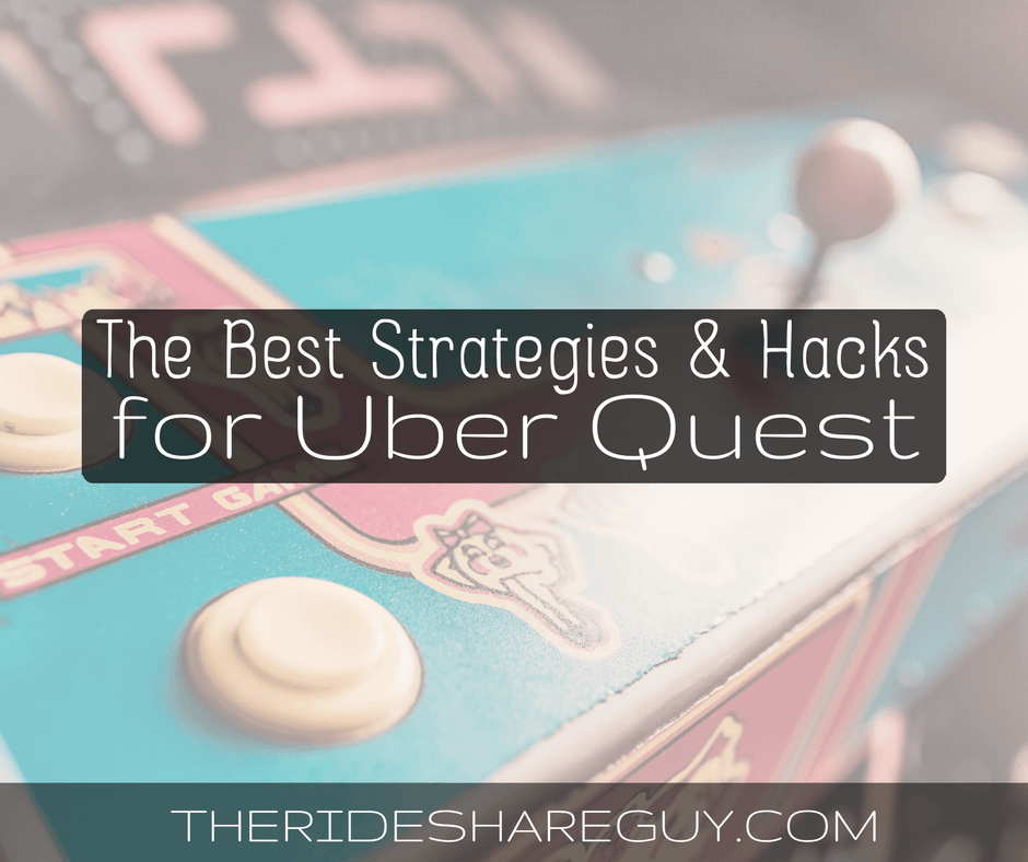 Uber Quest Review: Tips, Tricks, Strategy, Hacks & Earnings