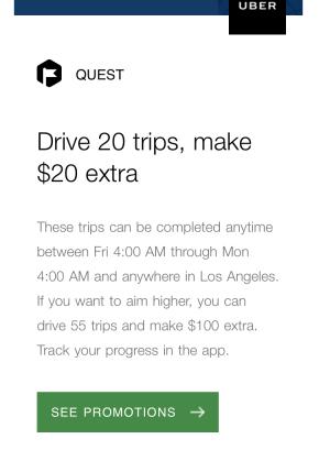 Quest Uber