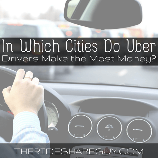 Where do Uber drivers make the most money? Taking into account earnings plus cost of living, these top cities for Uber drivers might surprise you.