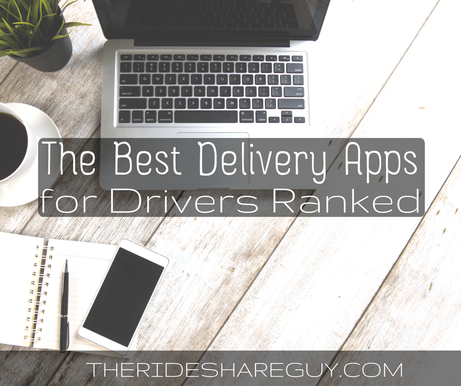 5 Best Food Delivery Companies To Work For (Comparison)