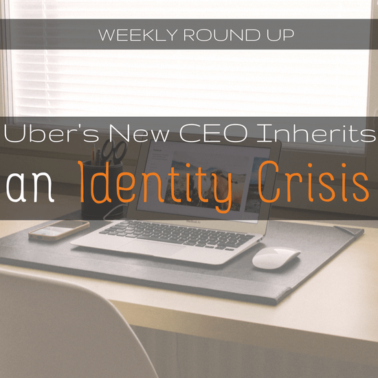Did you hear the news? Uber has a new CEO! John Ince covers Uber's new CEO - who he is, his background, and what you need to know about him -