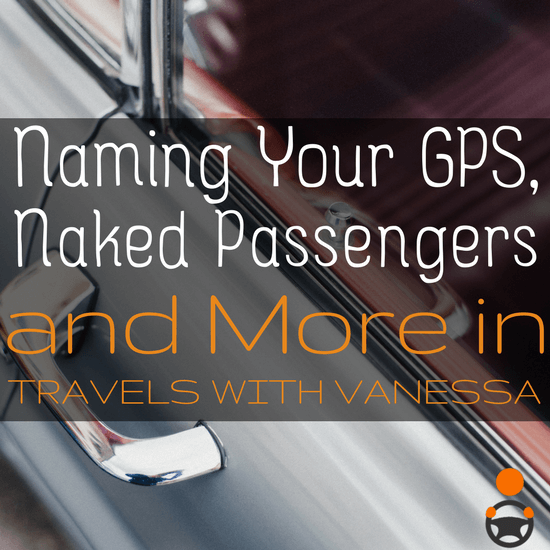 Naming your GPS, naked passengers, and a treasure chest: just the typical rideshare day in the life of John Ince. We review Travels with Vanessa here -