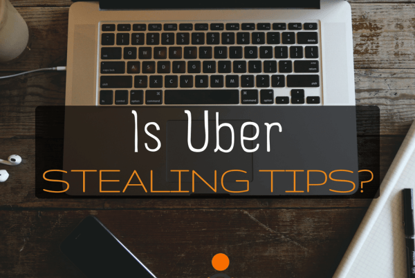 Is Uber actually stealing tips from drivers? RSG investigates.