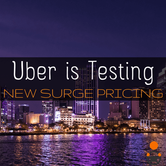 Uber is testing new surge pricing for drivers, but what does this mean for drivers?