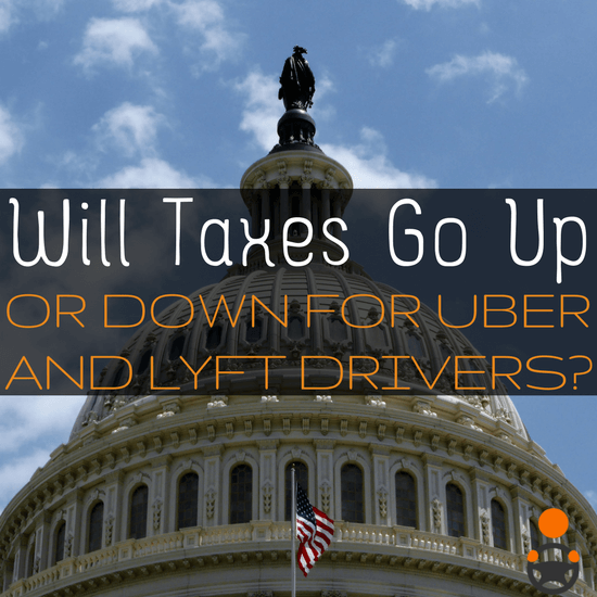 How The New GOP Tax Bill Affects Uber Drivers (Explained)
