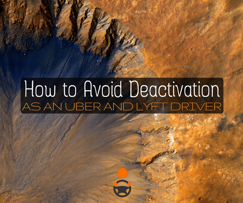 Uber and Lyft both have deactivation policies, but sometimes (if or when you're deactivated), the reason can seem very arbitrary. Today, RSG contributorJay Cradeurtries to de-mystify the reasons why drivers can be deactivated and recommendations for avoiding deactivation.