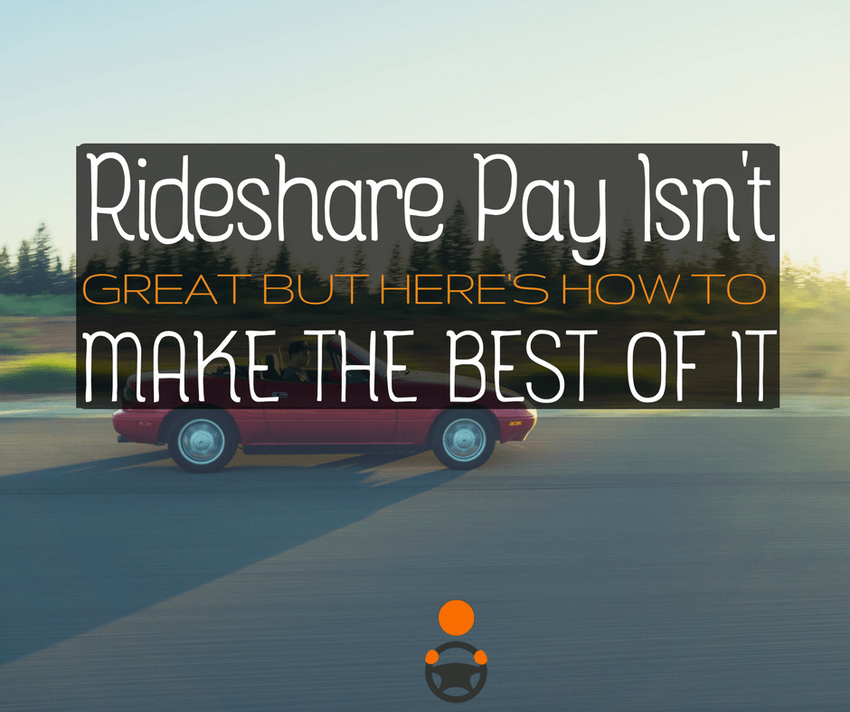 A common theme among drivers is we're not (usually) paid a fair compensation rate for the work we do. However, we're all on the same playing field… right? Senior RSG contributor Jay Cradeur recently found out a discrepancy in how Uber and Lyft pay drivers, and how these different types of pay can be leveraged by drivers to drive smarter, not harder.