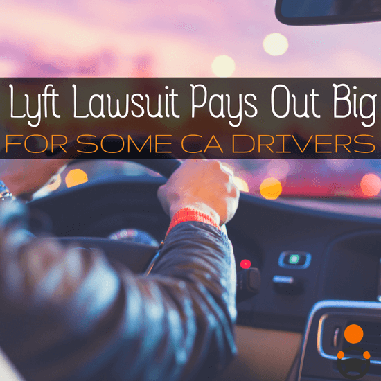 Lyft Lawsuit Settlement Payout