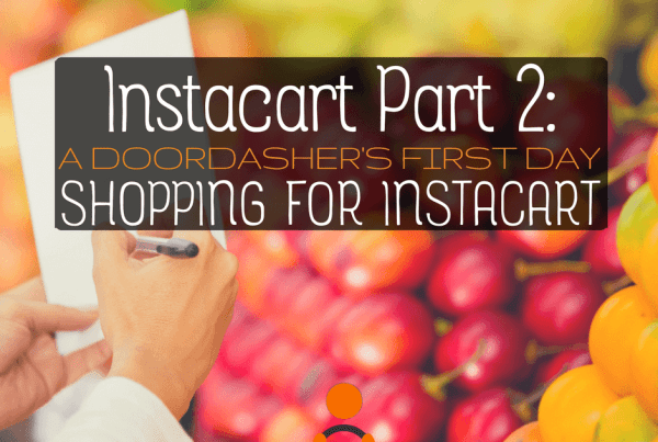 We're back with another update from RSG contributor Dash Bridges, who we sent to cover what it's like delivering with Instacart. In Part II of his series on Instacart, Dash covers his first day on the job, how much he made and more.