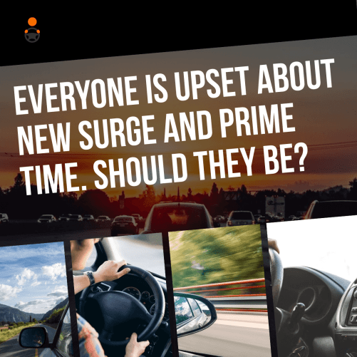 Recently, we featured a guest postfrom the perspective of a Chicago driver affected by Lyft's potential new changes to Prime Time. A lot of of drivers understandably have many questions about Lyft's new Prime Time, plus Uber's changes for new surge. Senior RSG contributor Christian Perea tackles those questions, and how new surge/Prime Time may affect drivers -