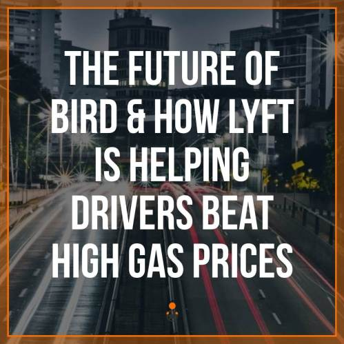 A lot to get to in this week's round up, including Bird's explosive growth, how Uber's biggest crisis yet all started with vomit, and how Lyft is helping drivers save money on gas. Senior RSG contributor John Ince covers that and more in this week's round up.