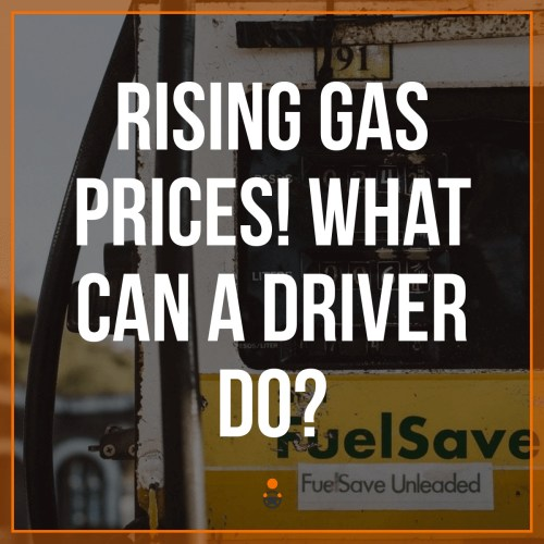 Gas prices have been increasing since the beginning of the yearand, for now, show no signs of slowing. However, there is no sign Uber/Lyft are willing to increase commission rates for drivers to offset these increases, so how can drivers handle this cut into their earnings? Senior RSG contributor Jay Cradeur offers some tips on how drivers can save money at the pump and while driving.