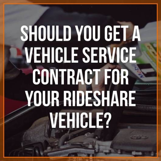 Today we have a sponsored post from Rideshare Knight (you can check them out here). They're one of the first companies to create an extended, high mileage vehicle service contract that is specifically for Uber and Lyft drivers. Up until now, traditional warranties have excluded commercial use and a lot of drivers I know have been ruined by major repairs that occur at EXACTLY the wrong time.