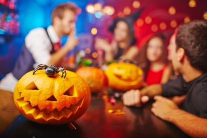 halloween best holiday to drive as an uber driver