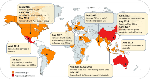 image of Didi around the world