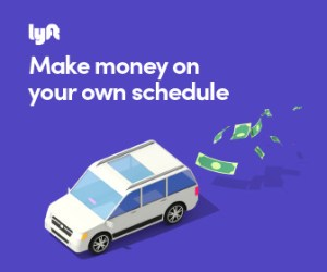 New Lyft Driver - Earn 1500:week