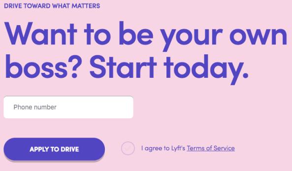Lyft Driver Sign Up Bonus
