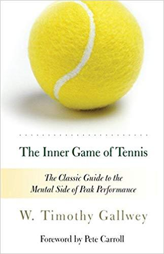 image of book inner game of tennis