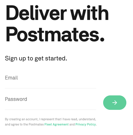 Postmates Driver Referral Code [Updated for 2019]