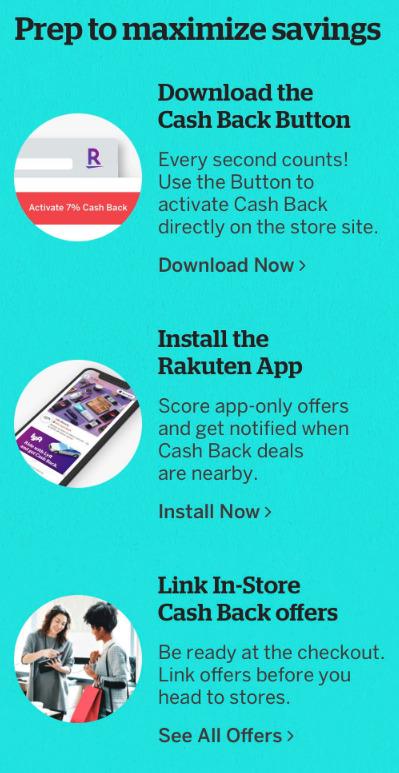how to best use rakuten